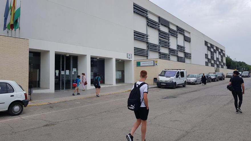 235 alumnos se examinan de la Selectividad en Lucena