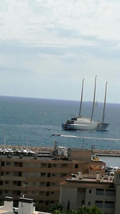 Segelyacht A Mallorca