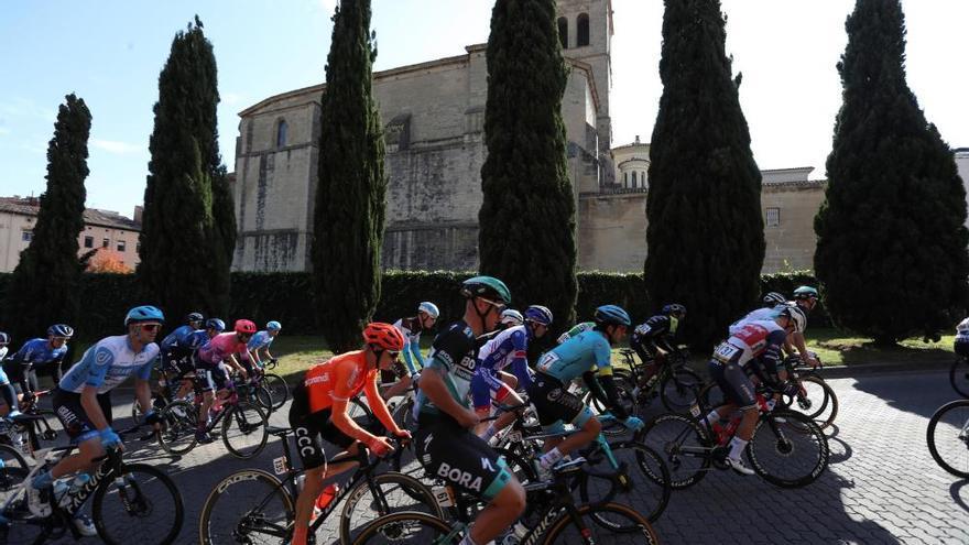 Las imágenes de la 8ª etapa de la Vuelta a España