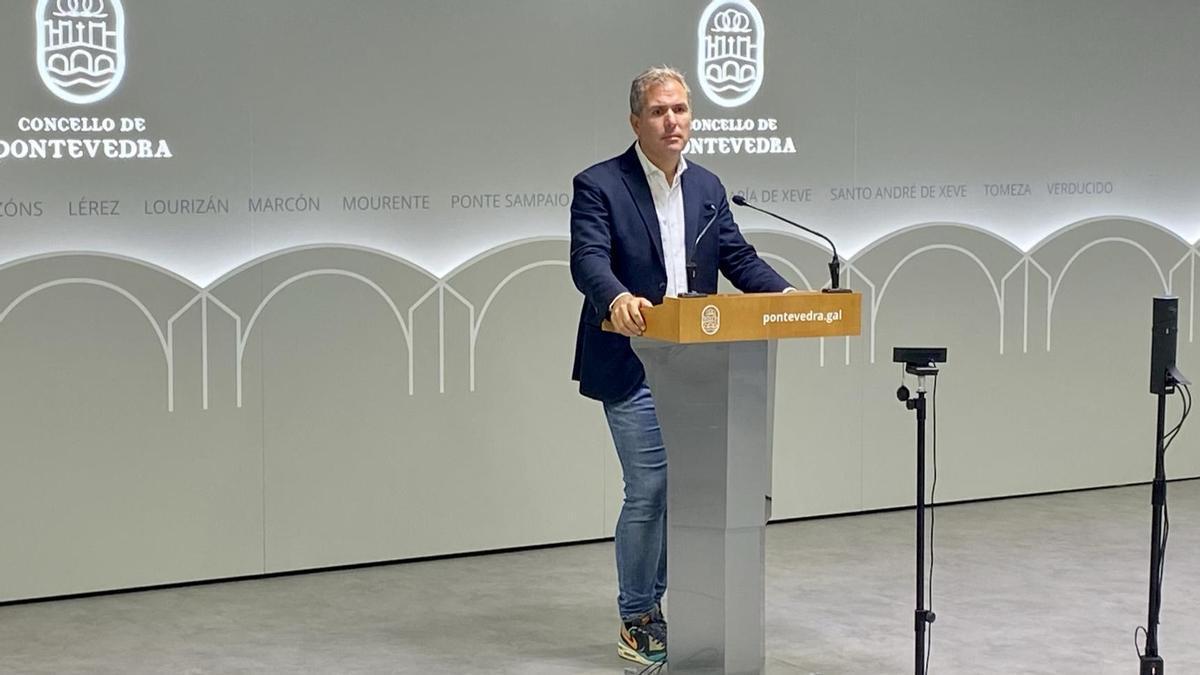 Domínguez, en su intervención