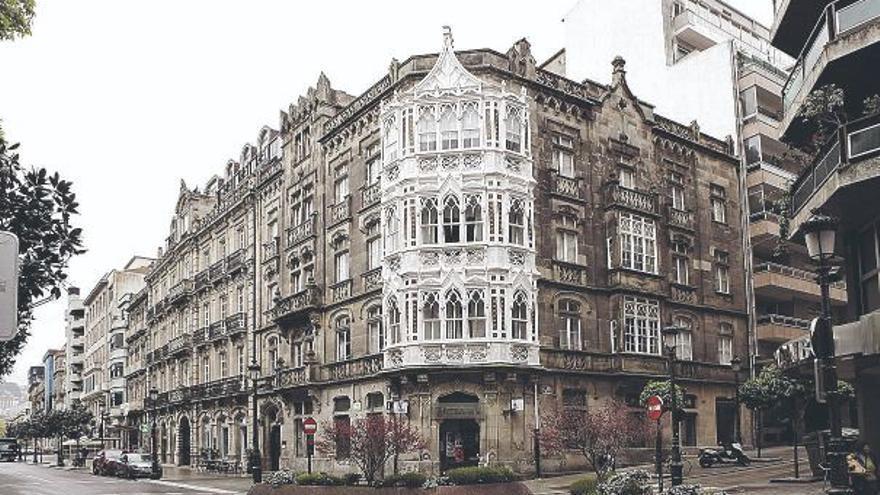 ¿Conoces estos edificios de Vigo?