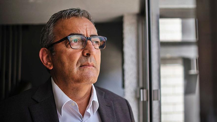 Sebastián Martín Pérez: «Si nos niegan la compensación, trabajaremos para cerrar el vertedero»