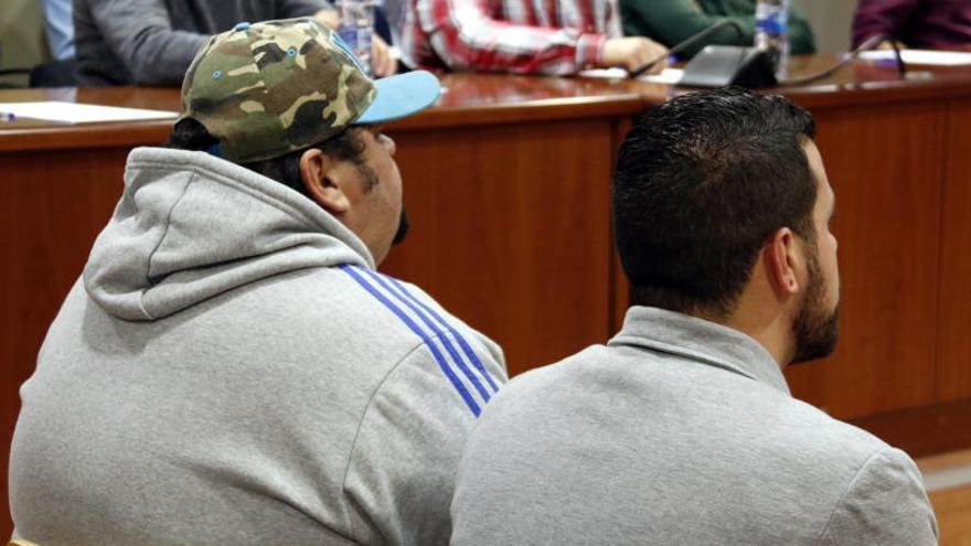 Comença el judici pel doble crim d'Aspa en una Audiència de Lleida plena d'agents rurals, familiars i periodistes