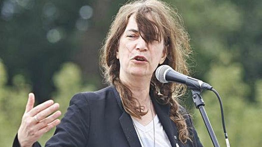 Patti Smith, God Save the Queen i Luz Casal actuaran al festival Porta Ferrada
