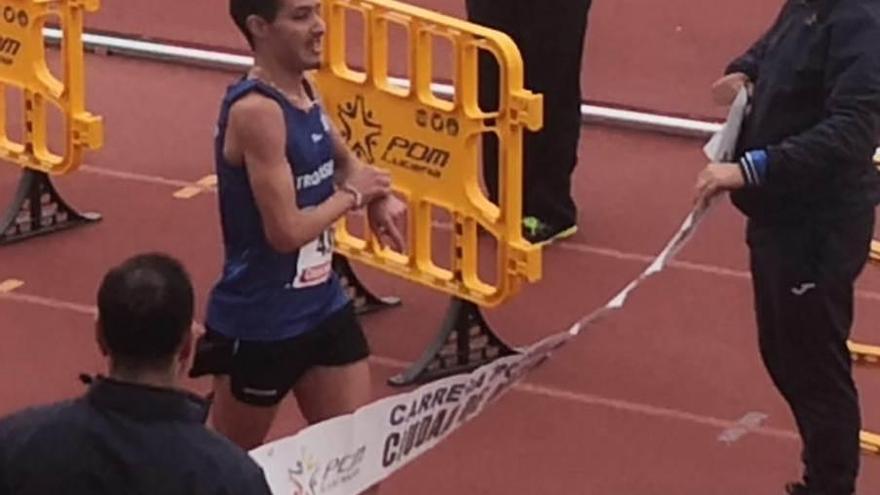 Antonio Montero y Fátima Ouhaddou ganan en Lucena