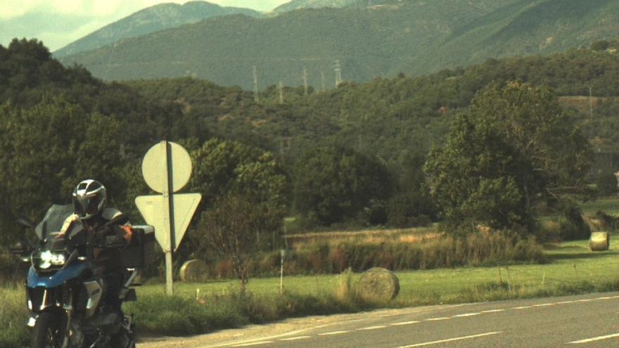 Denunciat penalment un motorista andorrà de 53 anys per circular a 199 km/h a l'Alt Urgell