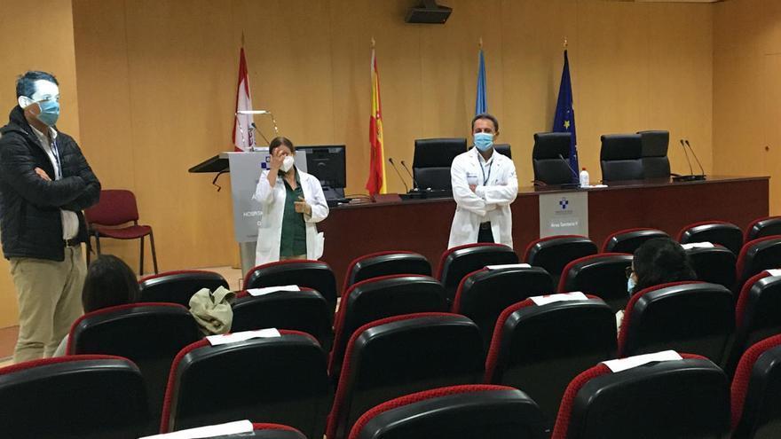 Jarrio, Cangas del Narcea y Oriente recuperan la semana que viene residentes de médicos de familia