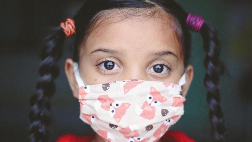 Los casos de Covid-19 en niños aumentaron durante la segunda ola
