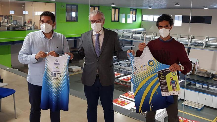 Ayuntamiento y empresas de Lucena apoyan al CD Surco en el inicio de la División de Honor
