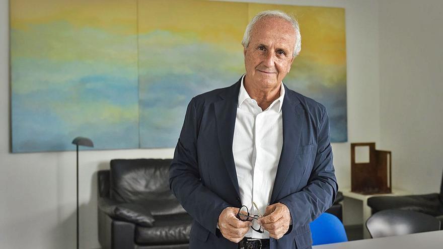 Lisandro Hernández: «La idea de ser sede del Mundial fue el gran salto de calidad del CB Gran Canaria»
