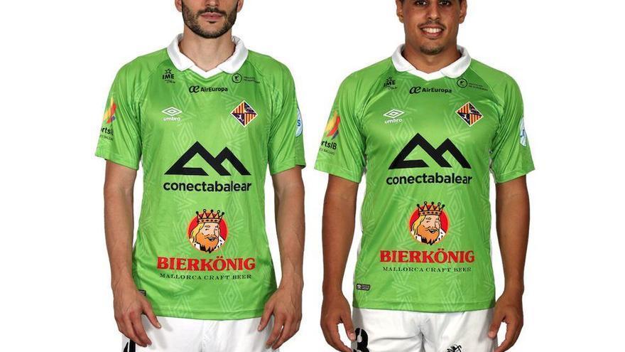 Lolo y Hamza renuevan por una temporada más con el Palma Futsal