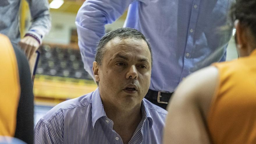 El Ángel Nieto se despide de la Liga Femenina de baloncesto