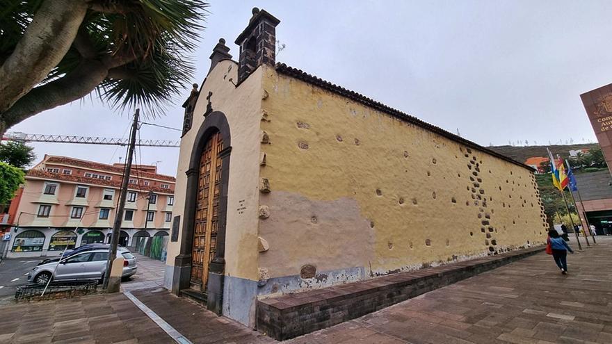Vía libre para restaurar la ermita de San Miguel, de gran valor histórico