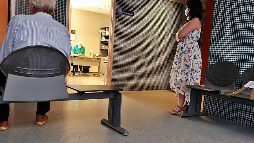 Las listas de espera en Zamora: menos pacientes y el triple de días de demora