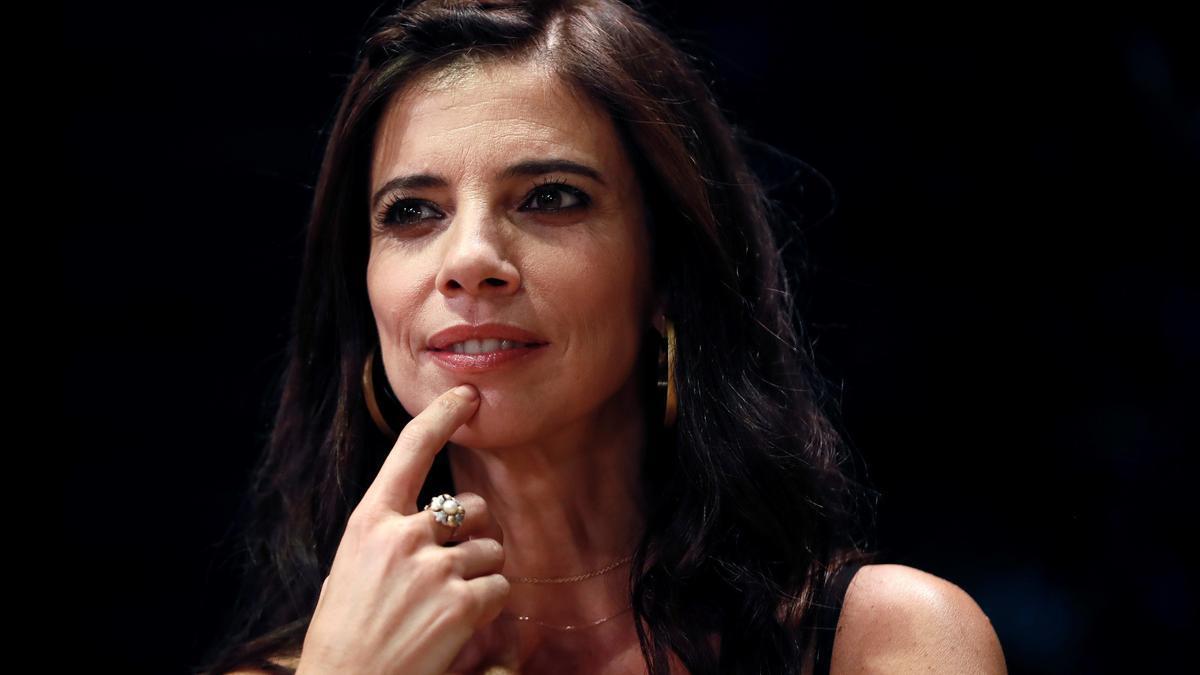 La actriz Maribel Verdú