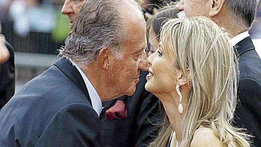 Don Juan Carlos: su barbacoa da la vuelta al mundo