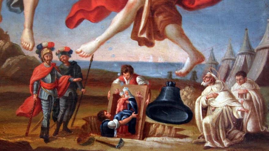 La calzada que trazó Jaume I