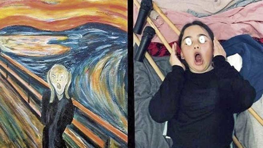 El arte a través de los ojos de los niños