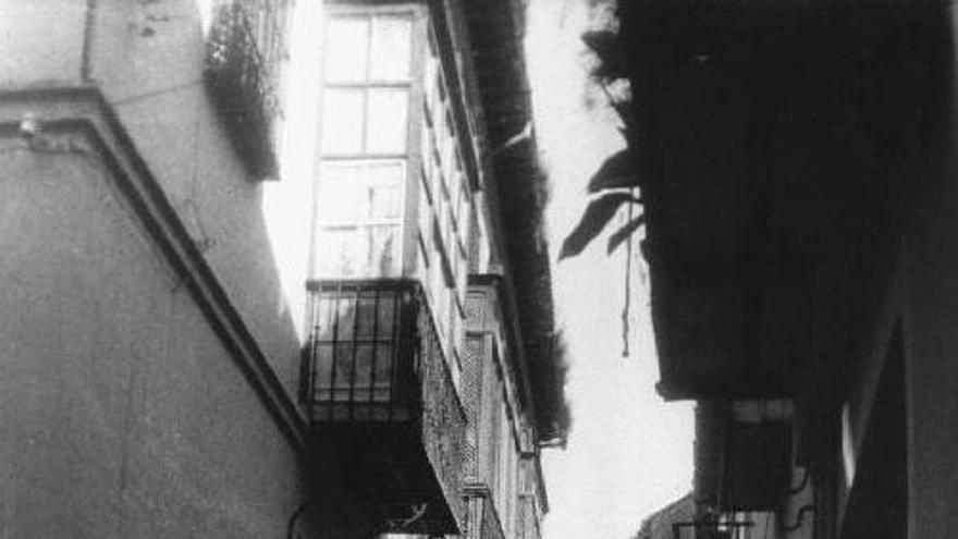 La portada perdida del convento de la calle Beatas