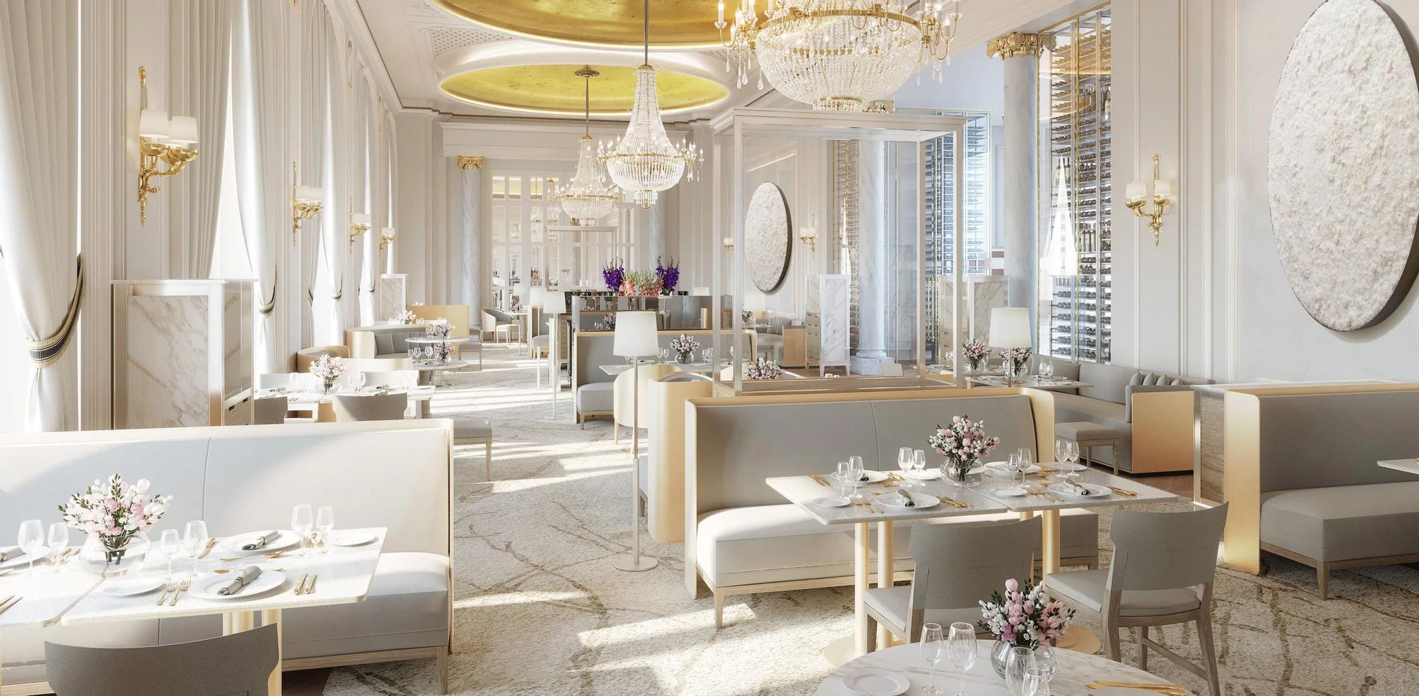 Quique Dacosta inaugura hoy en el Ritz de Madrid