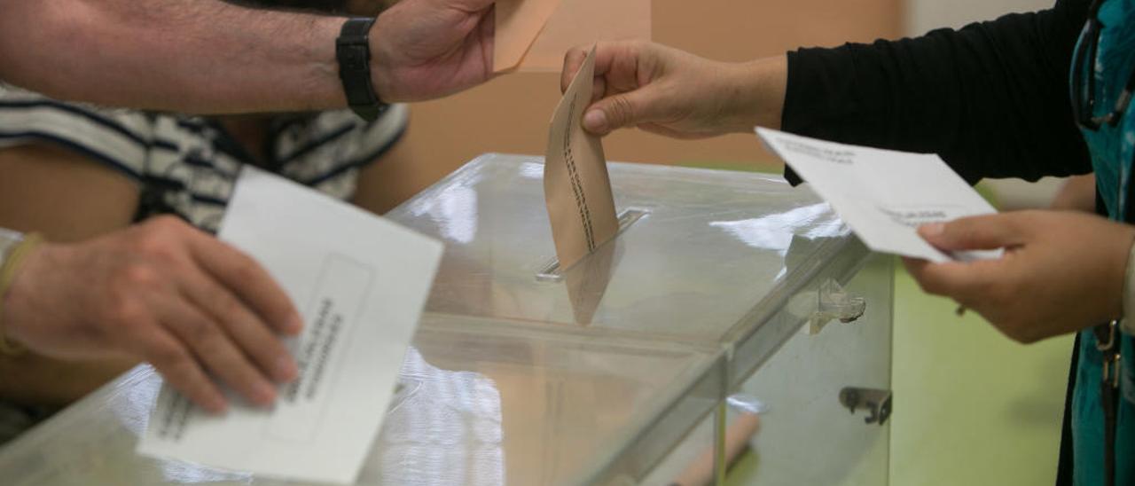 Elecciones autonómicas 2019 en la Comunitat Valenciana: Los 15 partidos que se presentan