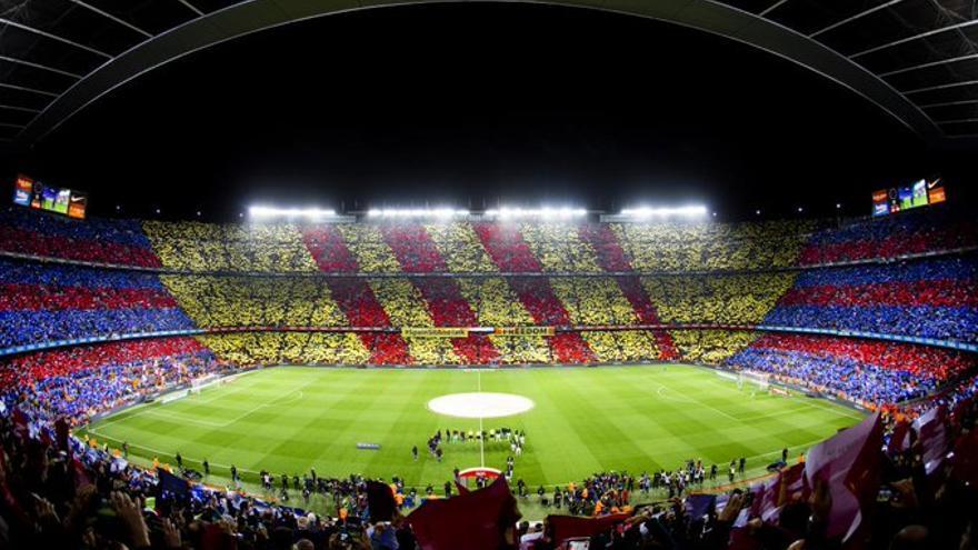 El Barça celebró 21 partidos en el Camp Nou en situación de riesgo para los aficionados