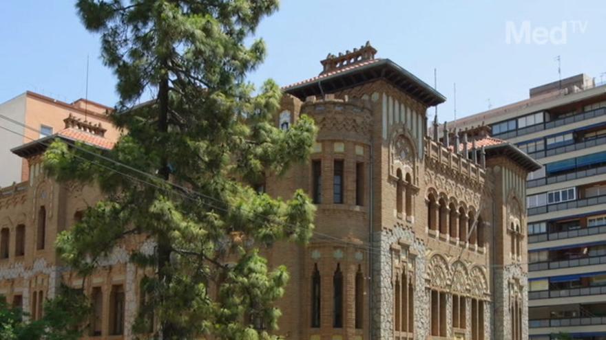 La historia del edificio de Correos, emblema de Castellón