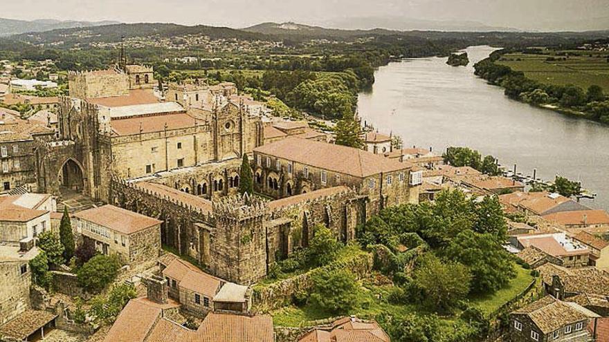 La ciudad de Tui ya es miembro de la Red de Juderías de España