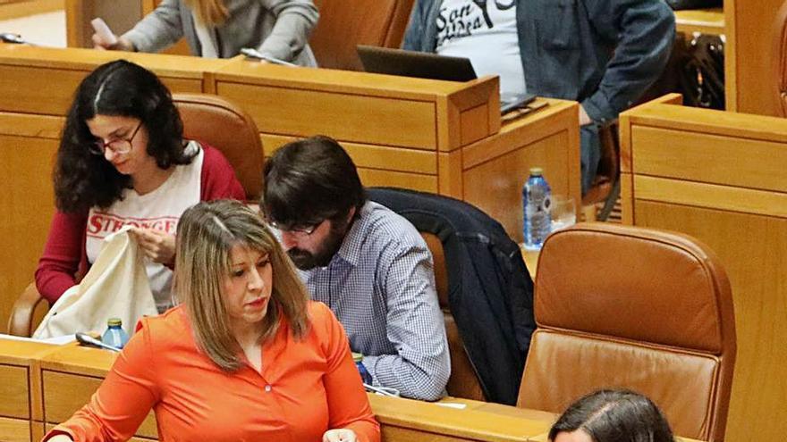 Común da Esquerda devolverá 60.000 euros al Parlamento al quedar sin escaños