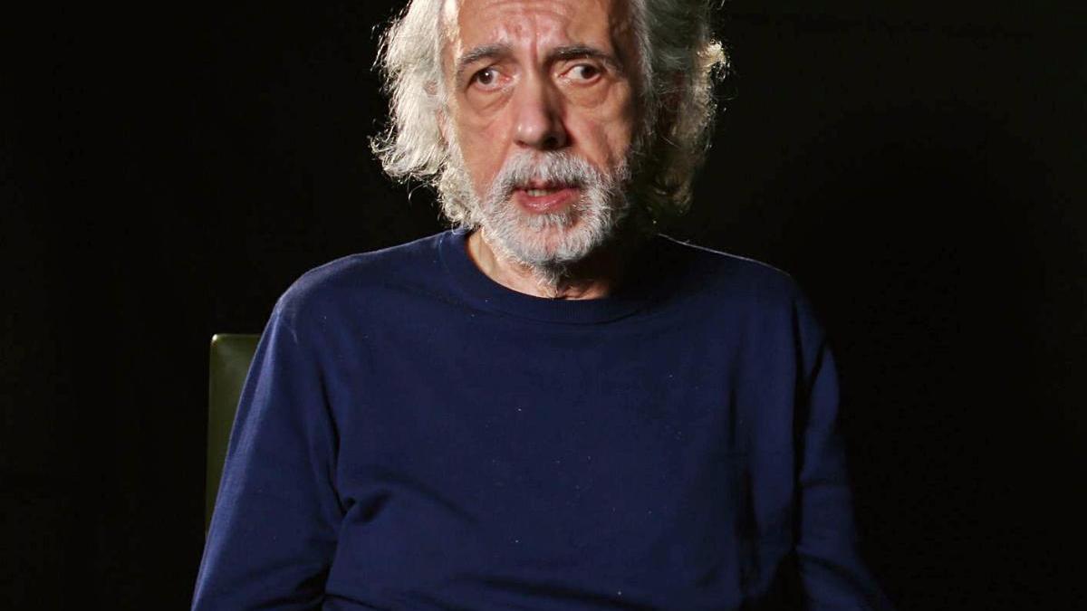El director de cinema Fernando Trueba.