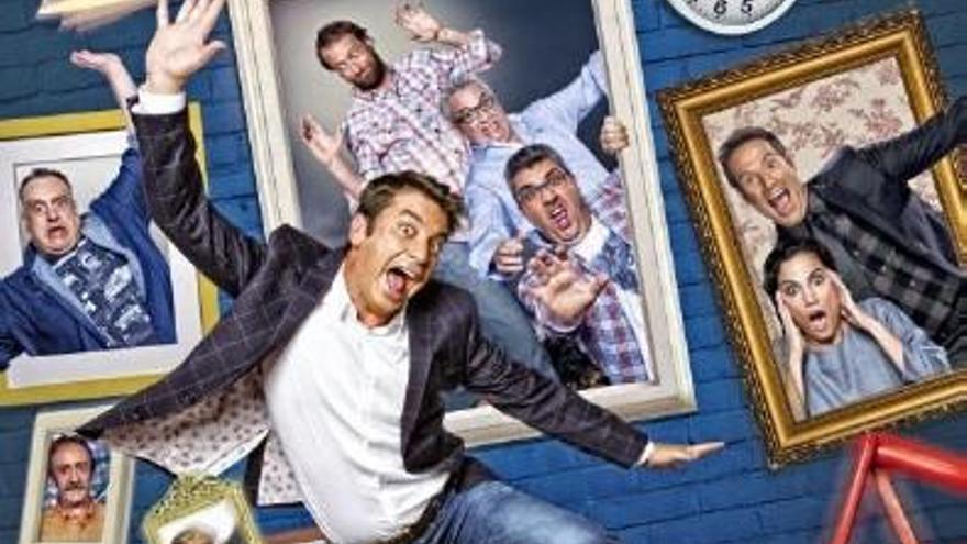 Vuelven las caídas y el humor a Antena 3 con la nueva edición de 'Me resbala'