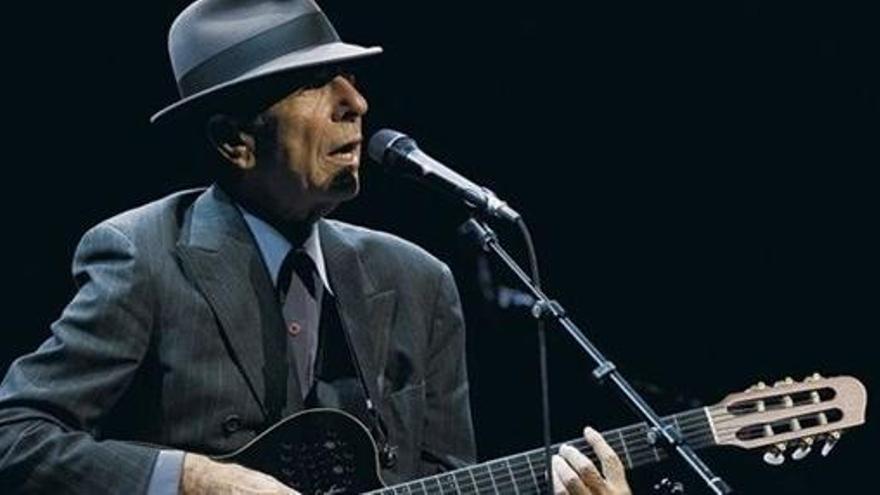 Mor Leonard Cohen als 82 anys