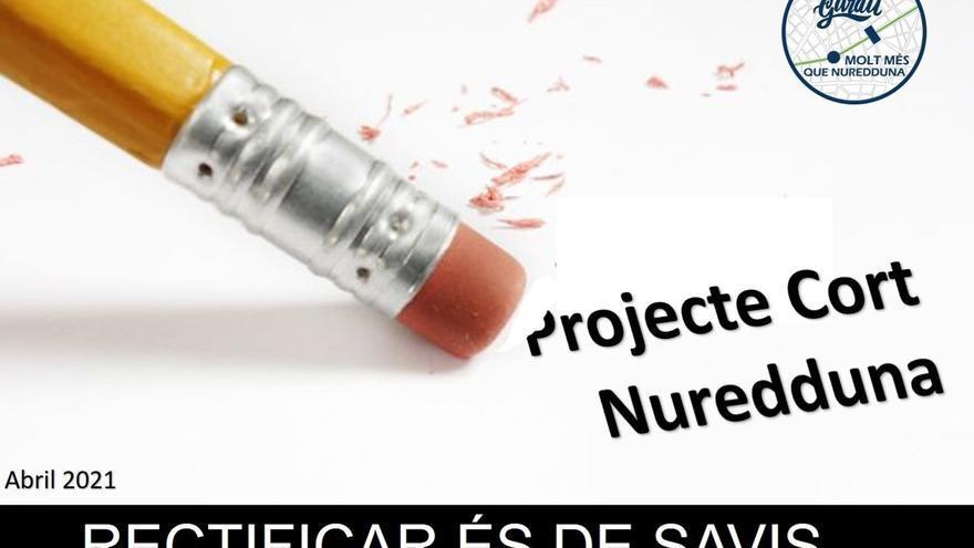 """Pere Garau, molt més que Nuredduna critica el talante """"impositivo"""" de Cort y la ausencia de un Plan de Movilidad público"""
