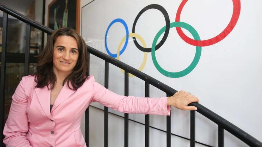 """Isabel Fernández: """"El tiempo demuestra que aplazar los Juegos es un alivio"""""""