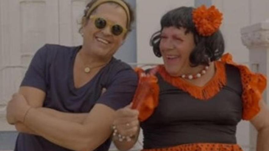 """Carlos Vives: """"Qué bonita la energía de la gente de los carnavales de Tenerife"""""""