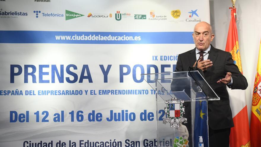 """Carnero confía en que la negociación de la PAC llegue """"a buen puerto"""""""