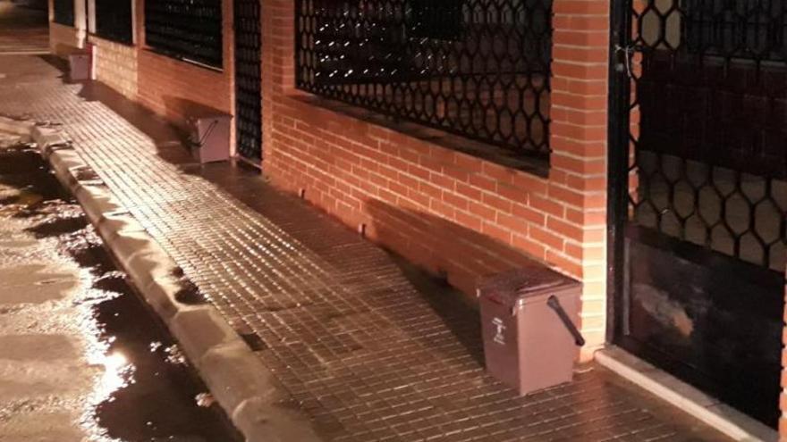 El reciclaje se eleva un 80% en Càrcer y Alcàntera con la recogida puerta a puerta