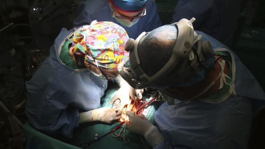 Caen un 20% las donaciones de órganos en la Región en 2020 por el coronavirus