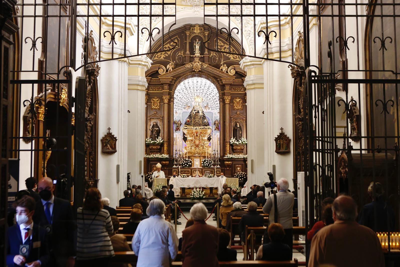 Viernes de Dolores en Capuchinos