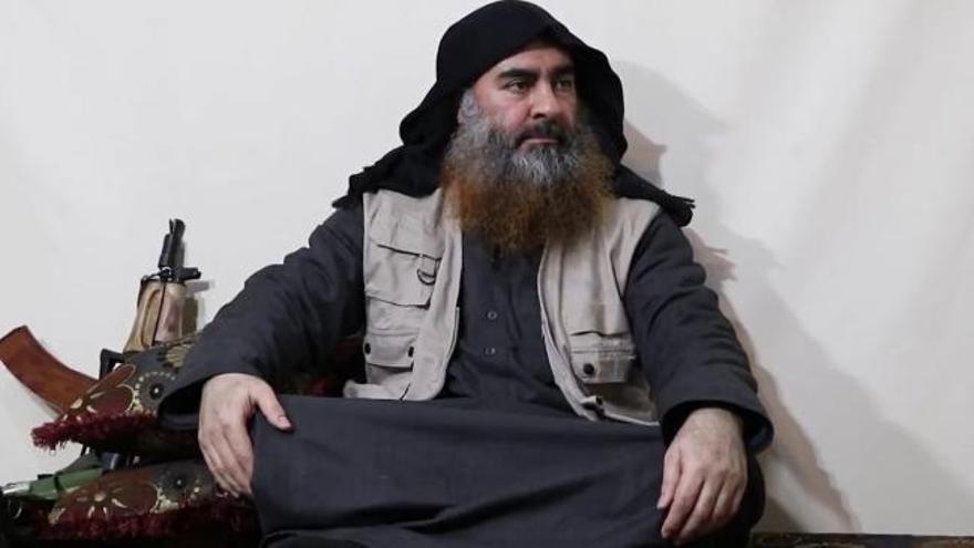 Trump anuncia la muerte del líder del Estado Islámico
