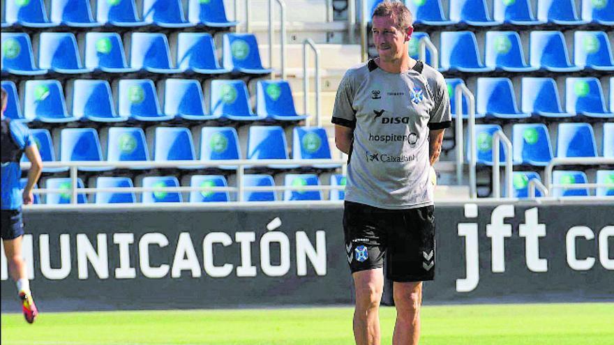 Ramis: «El CD Tenerife es el Real Madrid de Segunda»