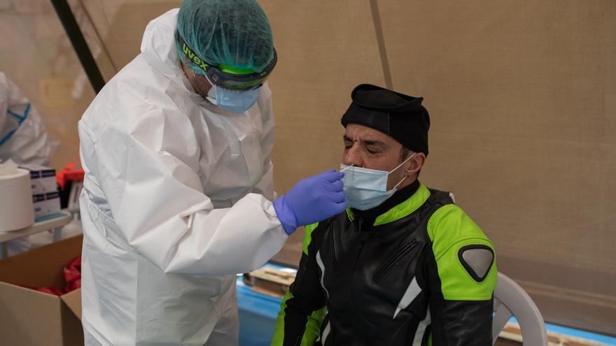 Los nuevos casos de coronavirus en Zamora repuntan en las últimas horas