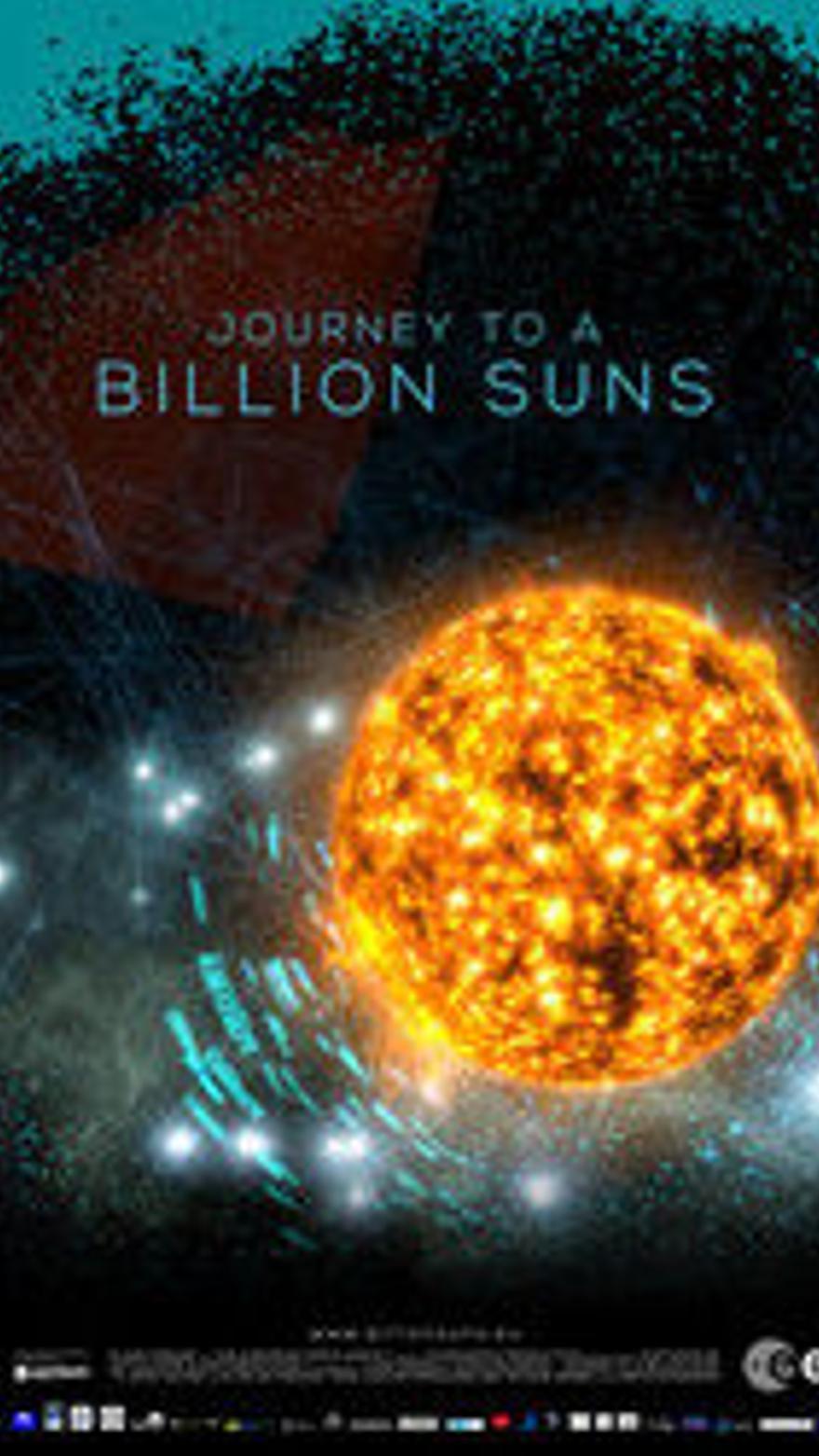 Mil millones de soles. Camino a las estrellas