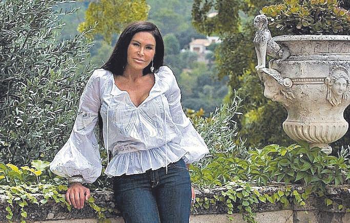 La empresaria Mouna Al Ayoub.