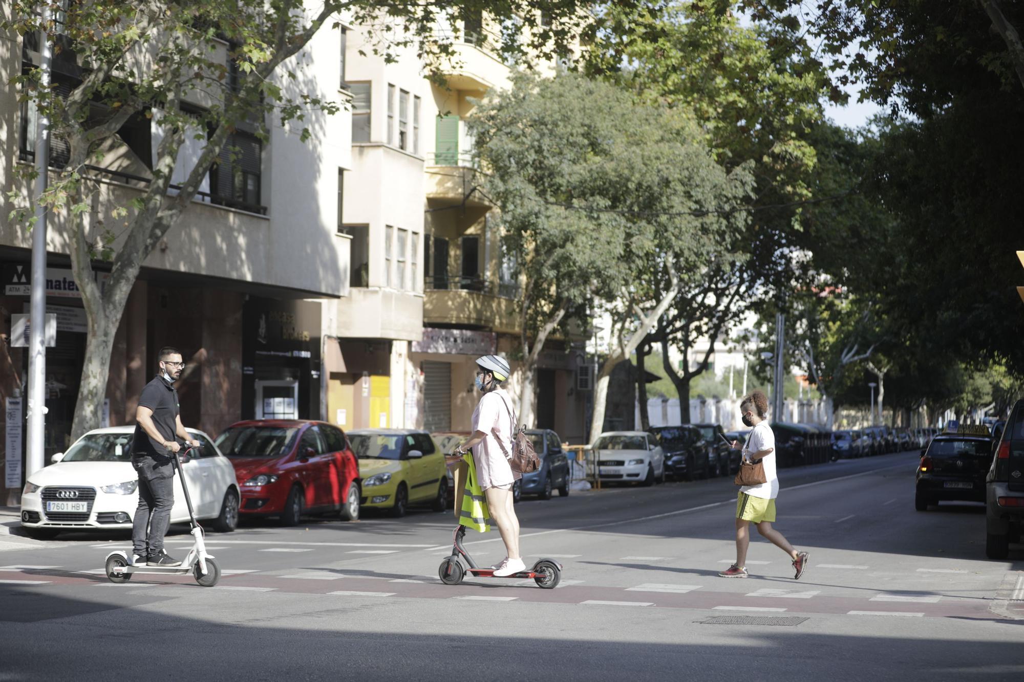 Parte de Arquitecte Bennàssar verá limitada su actividad desde el viernes