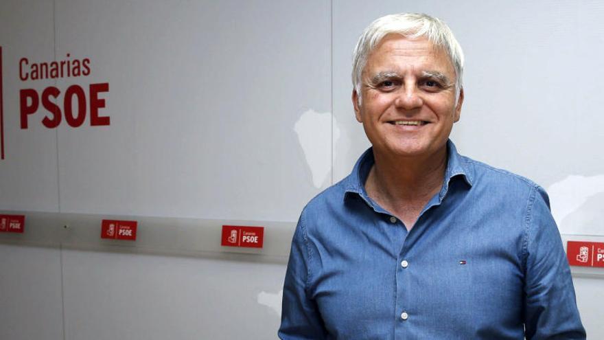 Dimite José Miguel Pérez, líder del PSOE en Canarias