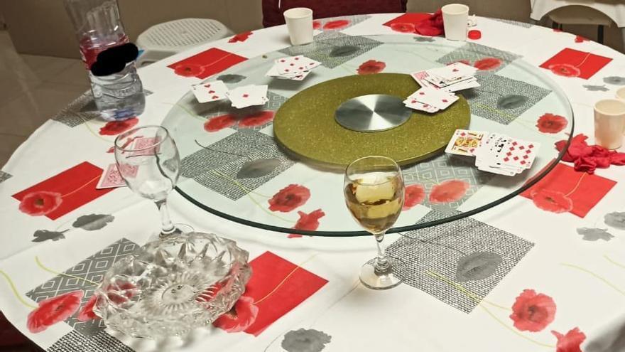 Desmantelan una timba de póker en un céntrico restaurante de València