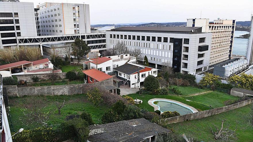 El convenio de la ampliación del hospital prevé 26,3 millones de aportación municipal