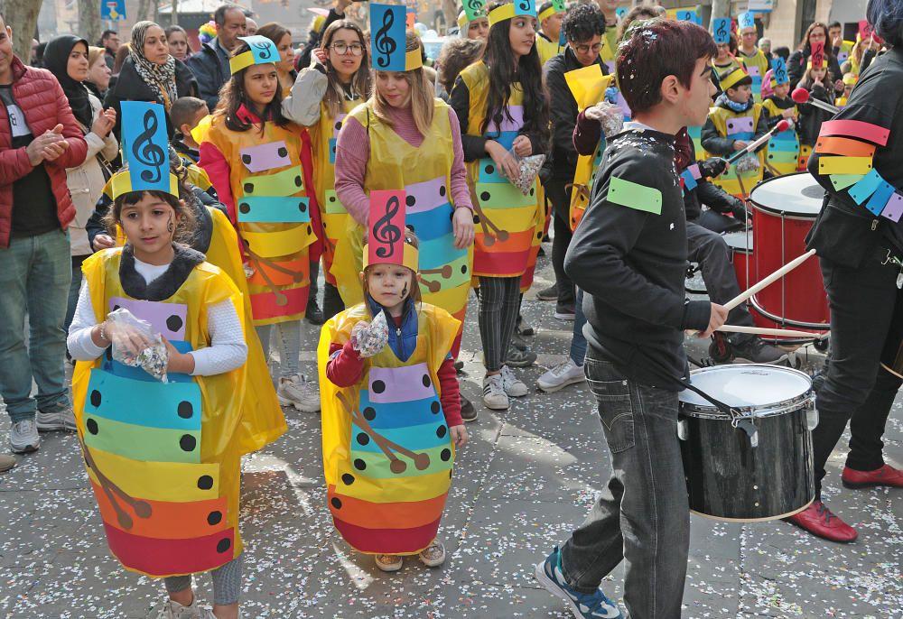 Carnaval Infantil de Manresa.