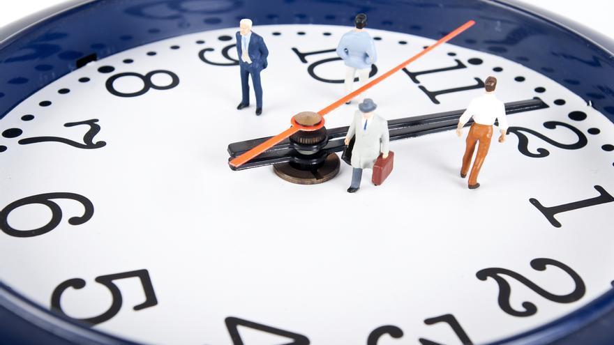 ¿Cuándo hay que cambiar la hora?